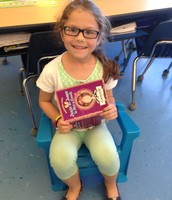 Julia loves Junie B. Jones!