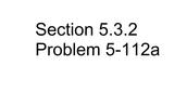 Lesson 5.3.2 Homework Help:  5-112a