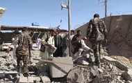 Explosion in Afghanistan