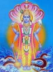 Vishnu - The Preserver