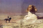 1798: Napoleon invades Egypt