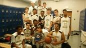 9th Grade Basketball wins FH Tournament