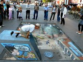 Who is Julian Beever?