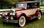 1920 Automobile