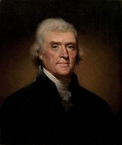 Thomas Jefferson has less moral integrity than a adulterating common man