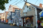 Downtown Rockport!