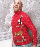 Friday - Ugly Christmas Sweater Day!!