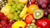 Fresh delicious fruit
