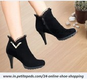 Buy Pumps Ladies Shoes Online from Anywhere in India - Petite Peds