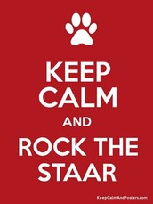Time to be a STAAR!
