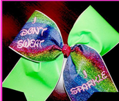 Athletes Wear Bows