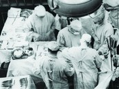 Transplanted an organ