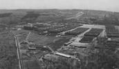 Buchenwald Arial view