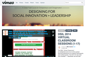 2014 Virtual Classroom Sessions Live on Vimeo: