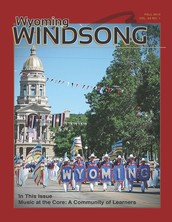 WYOMING WINDSONG - Fall 2015