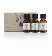 Scents of Renewal Aromatherapy Gift Set