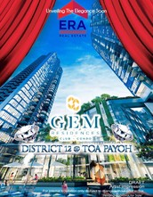 GEM Residences; The long awaited new launch in the Rustic Toa Payoh Estate.