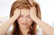 Es malo que tu tengas el dolor de cabeza.