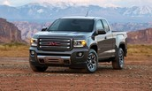 GMC 2015 Canyon