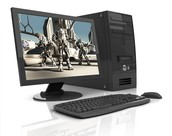 This gaming PC is all that you could need in a gaming PC unit.