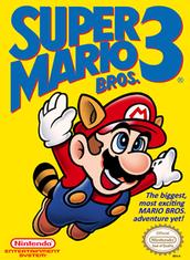 1990, Super Mario Bros. 3