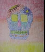"""DOD """"sugar skull"""""""