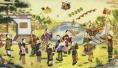 Ancient Chinese Festival