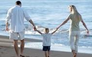 Семья начинается с детей.  Герцен А. И.