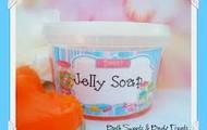 Soap jellys.