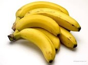 El plátanos