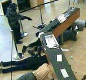 Attack in Mall