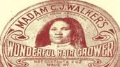 Madam C.J. Walker hair care product