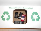 Thank You For Recycling