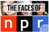 Venga a conocer las voces de NPR.