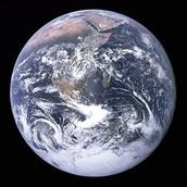 כוכב לכת ארץ בצילום המפורסם של צוות אפולו 17