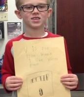 V is for Dylan...