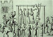 Hanging of the Witches