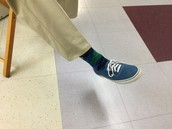 Marty Keena taking KP Blue all the way to the shoes
