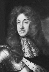 James, Duke, or was it King? Maybe King James II (Duke of York)