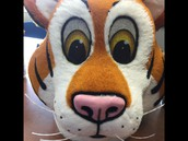 Introducing Stripes the Tiger
