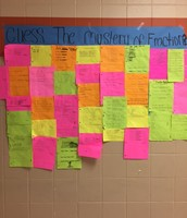 Student Display-Guess the Mystery of Fractions