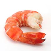 Une Crevette-Shrimp