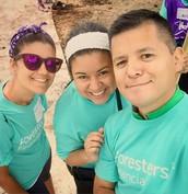 Ms. Rodriguez, Ms. Esquivel & Mr. Alvarado