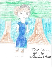 Children have a  difficult  role in colonial times