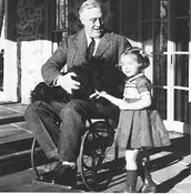 Franklin with Polio