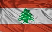 Lebenons Flag