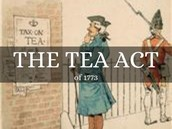 THE TEA ACTS
