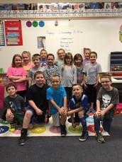 Second Grade Wins!