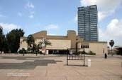 מוזיאון תל אביב-המקום בו נפגע אנטוניו