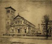 Catholic church 1517